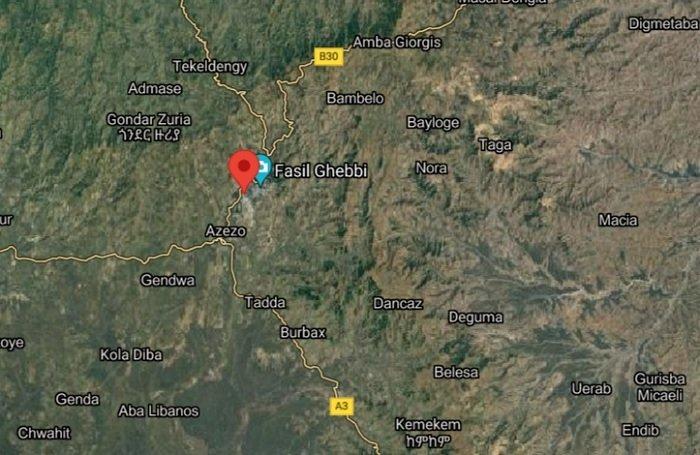 mobilization _ TPLF _ Gondar