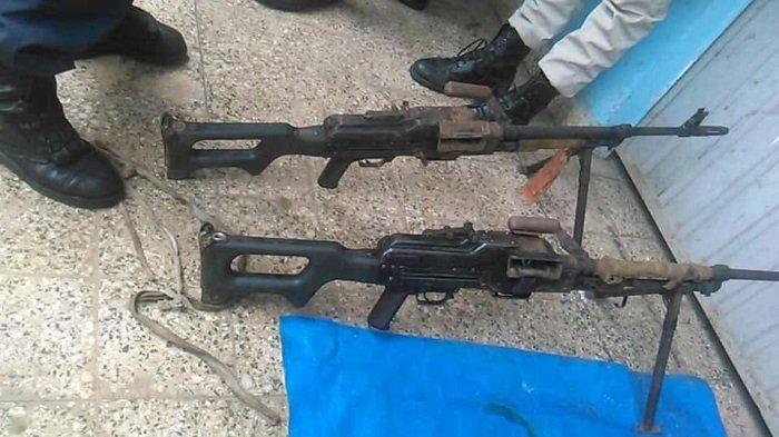 illegal arms _ Ethiopia