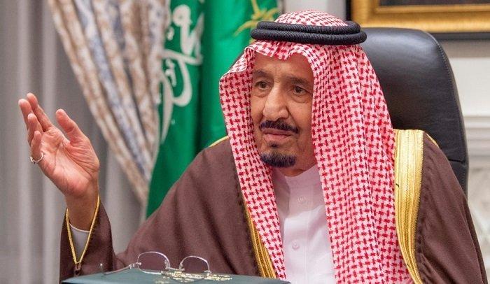 King of Saudi Arabia _ Ethiopia