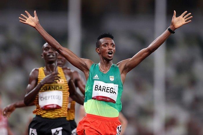 Solomon Barega _ Tokyo Olympic