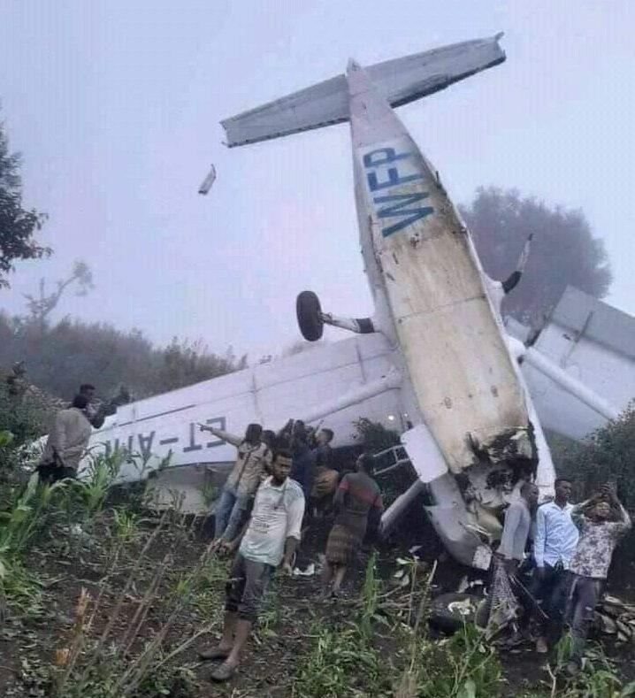Ethiopia _ plane crash _ World Food Programme
