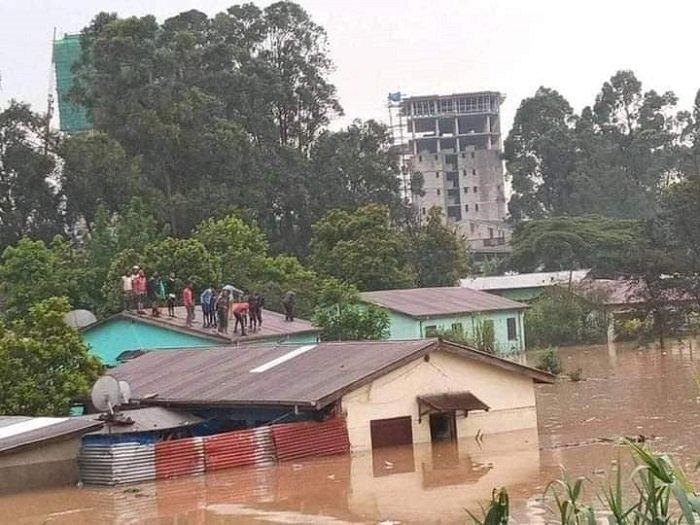 Ethiopian News _ heavy rain _ Addis Ababa