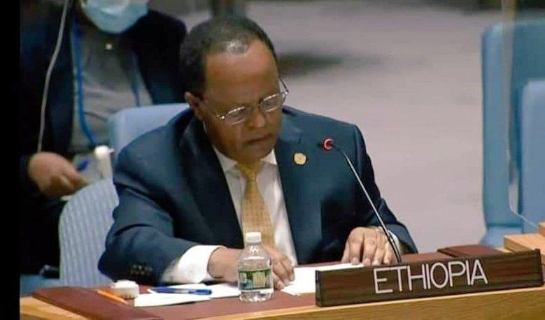 Ethiopia _ UN _ Taye _ Russia