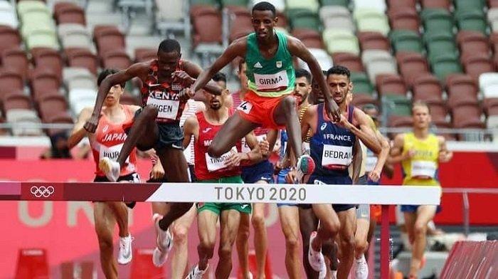 Ethiopia _ Steeplechase