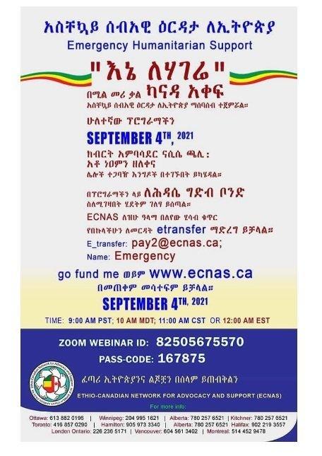 Ethiopian Event _ Canada