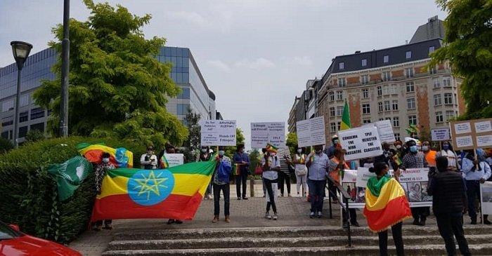 Belgium _ Ethiopians