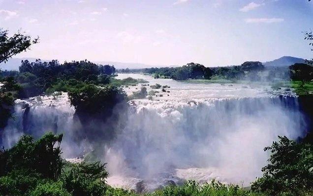 Nile Dispute _ Ethiopia _ Egypt