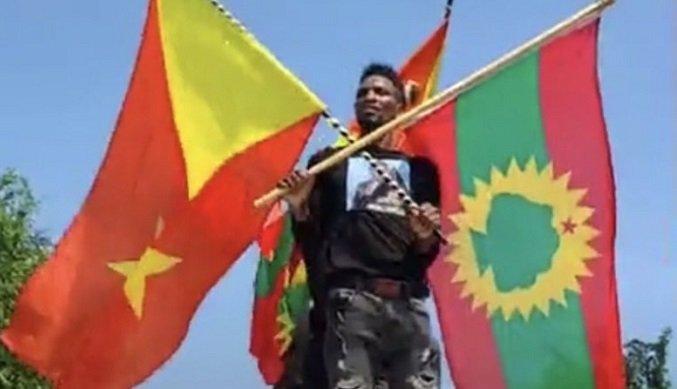 Oromo Liberation Front _ Ethiopian Defense Force
