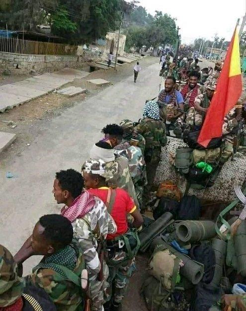 Tigray rebel _ Ethiopia