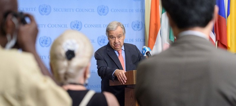 UN Chief _ Ethiopia