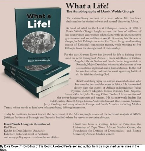 What a life - book by Dawit Wolde Giorgis