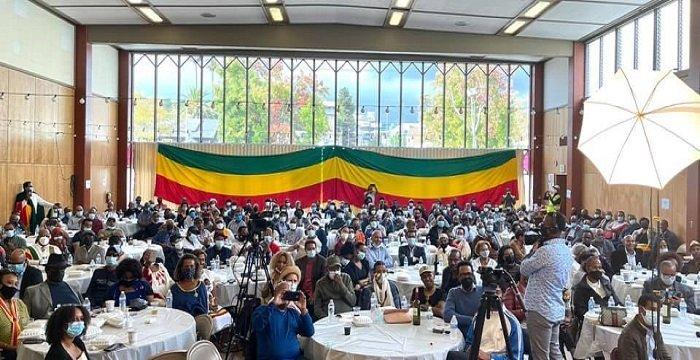 Ethiopians  Bay Area of California