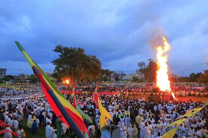 Meskel celebration _ Ethiopia