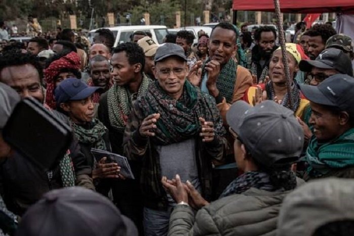 TPLF _ Ethiopian government _ negotiation