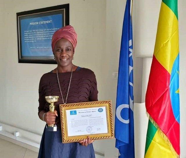Maureen Achieng _ United Nations _ Ethiopia